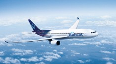 Air Transat first for GEE's app inflight entertainment