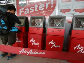 Air Asia now self-service check-in only at Kuala Lumpur