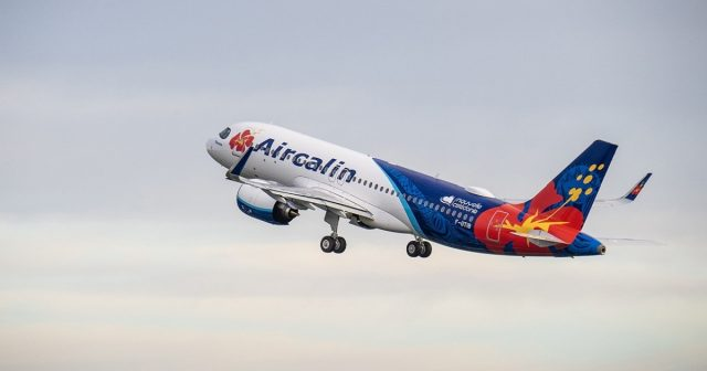 Aircalin A320neo