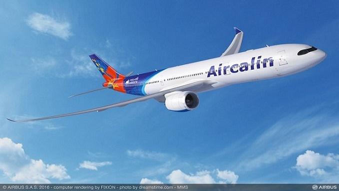 Aircalin A330-900