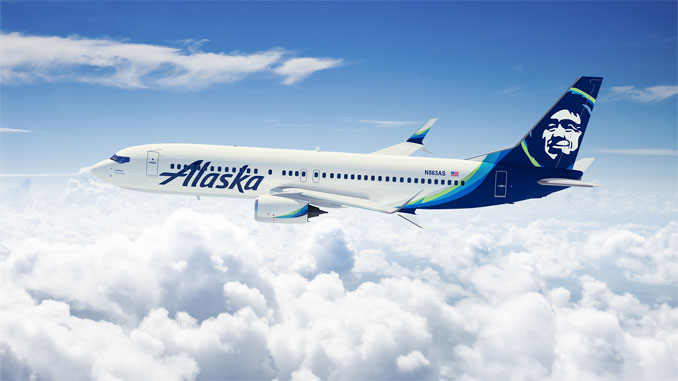 Alaska Airlines offers free inflight messaging