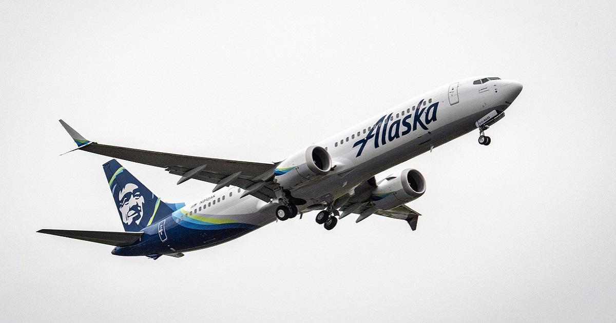 Alaska Airlines Boeing 737-9 MAX