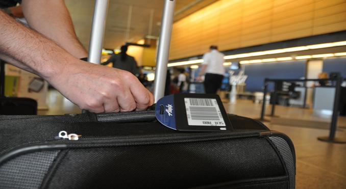 Alaska testing electronic bag tags