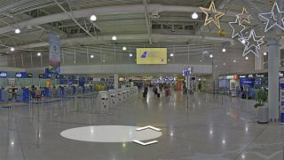 Athens Airport now on Google Street View and Indoor Maps