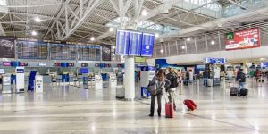 Athens Airport to trial biometrics at check-in and boarding