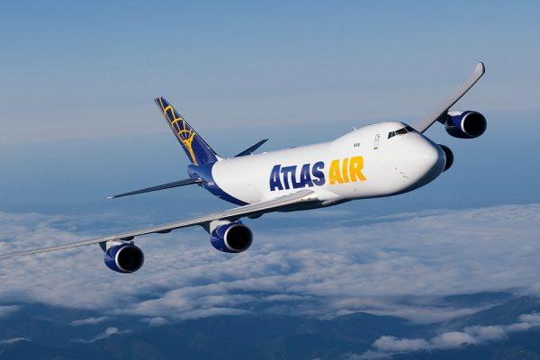 Atlas Air 747-8F