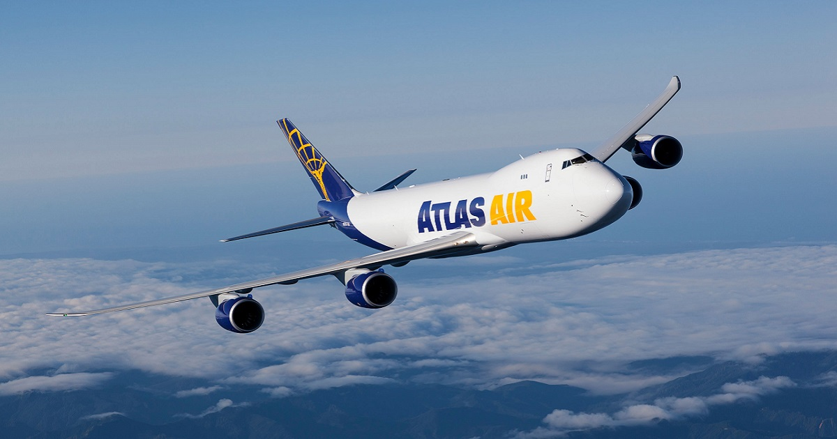 Atlas Air 747-8F