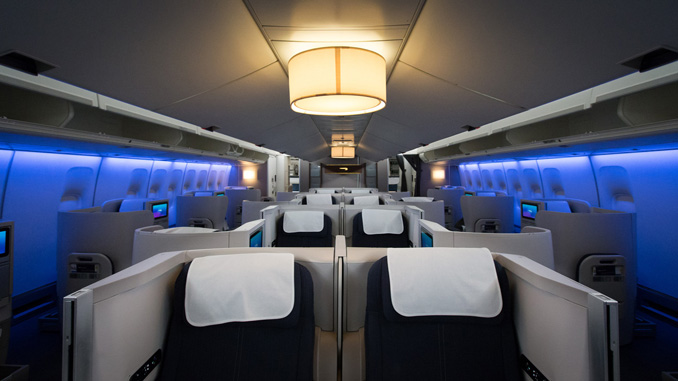 British Airways completes 747 cabin refresh