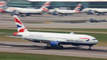 British Airways. To Fly. To Densify.