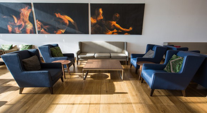 British Airways Heathrow T5 First Class Lounge revamp