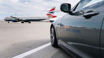 British Airways launches Premium Transfer Drive at Heathrow