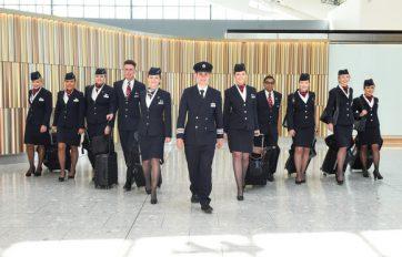 British Airways Celebrates The Royal Wedding