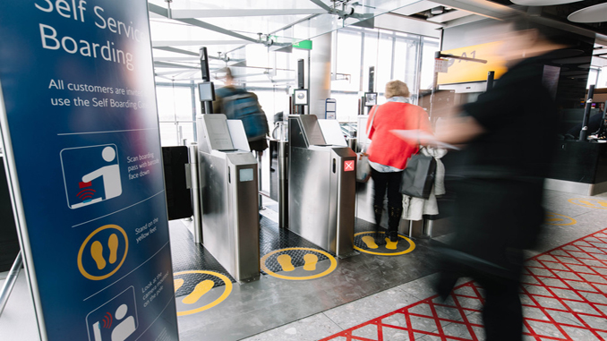 British Airways starts biometric boarding at Heathrow T5
