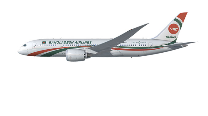 Biman Bangladesh Airlines selects Panasonic IFE for 787s