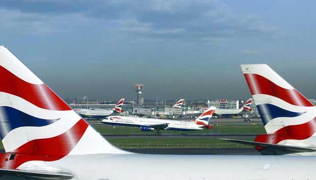 BA boss opposes third Heathrow runway