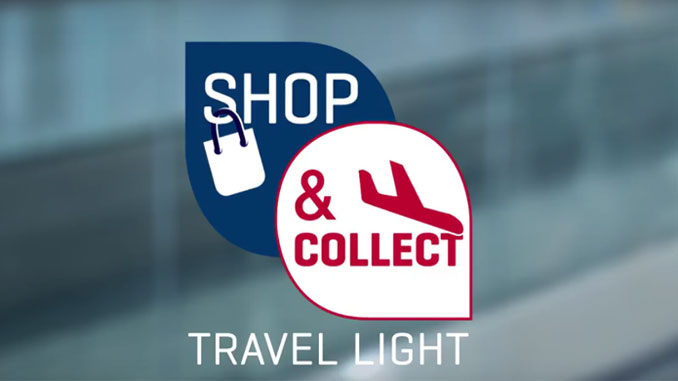 New Shop & Collect service at Brussels Airport