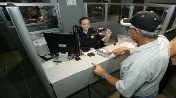 CBP arrivals