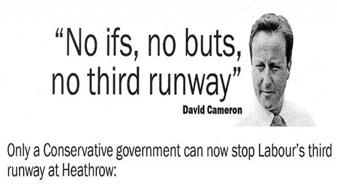 London runway decision delayed again