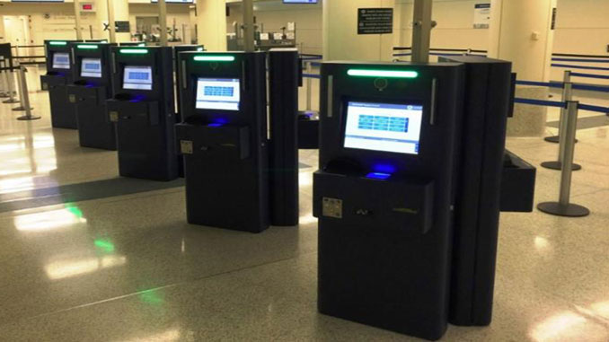 Chicago Midway upgrades APC and Global Entry kiosks