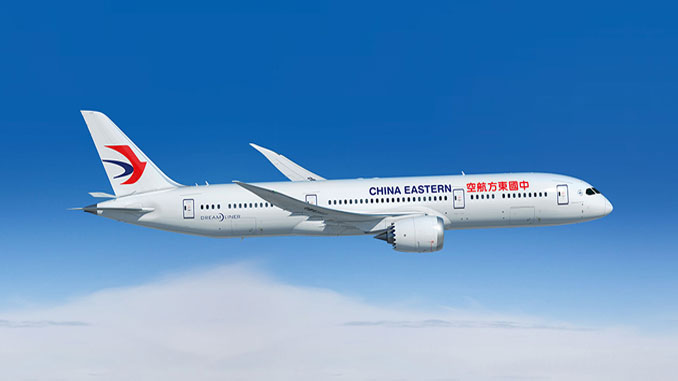 China Eastern selects Panasonic for IFEC on A350s and 787s