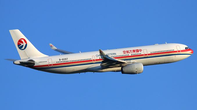 China Eastern extends Panasonic Ku-band order to 84 aircraft