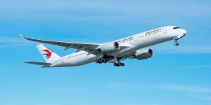China Eastern receives its first Airbus A350-900