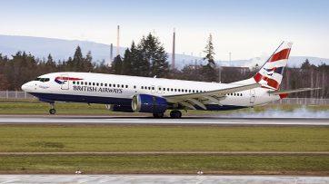 Comair Boeing 737 MAX
