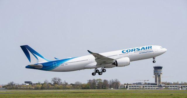Corsair's first A330-900