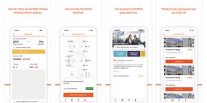 DFW Airport app now shows security wait times