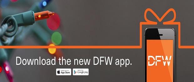 DFW Airport Mobile App