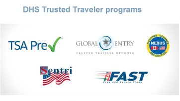 DHS introduces Trusted Traveler tool