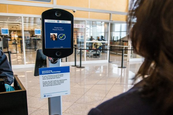 Delta facial recognition for domestics