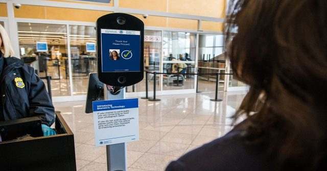Delta facial recognition for domestics