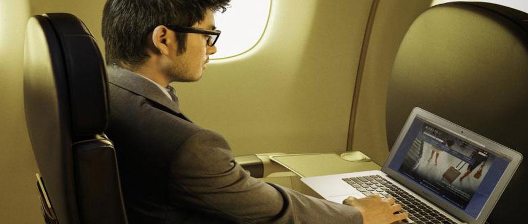 Delta offers Wi-Fi on all transatlantic flights