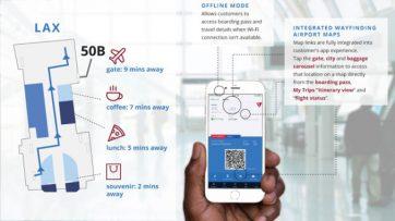 Delta adds airport wayfinding maps to app