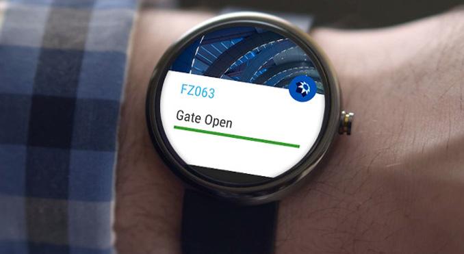 Dubai International app arrives on smartwatch