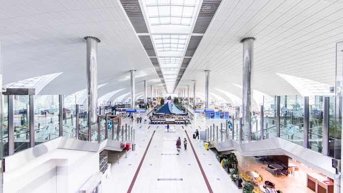 Dubai Airport deploys wayfinding kiosks