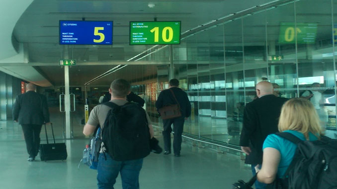 Dublin Airport speeds up security lines with sensor technology