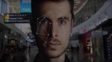 Dulles biometric exit