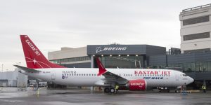 Eastar Jet receives first Boeing 737 MAX