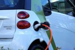Aberdeen Airport installs electric car charging points
