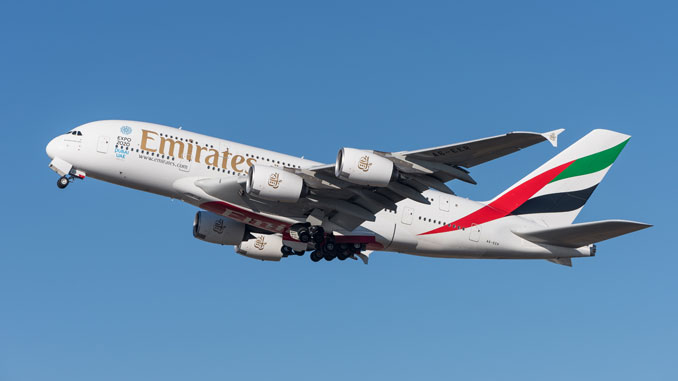 Emirates is the largest operator of the A380