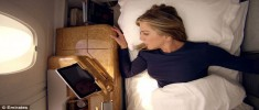 Emirates new commercial featuring Jennifer Aniston
