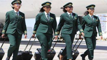 Ethiopian crew IWD 2019