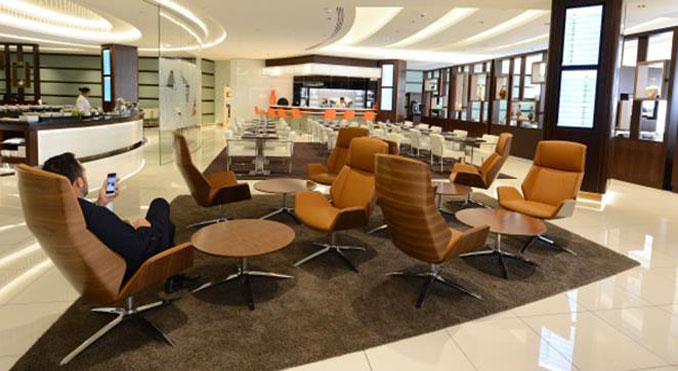 Etihad to open new First Class lounge in Abu Dhabi