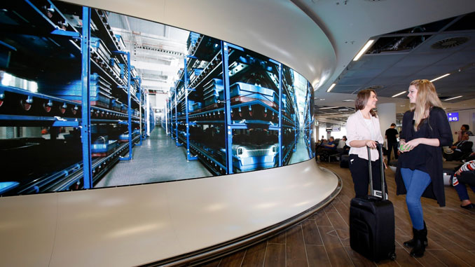 Frankfurt Airport opens Entertainment Gate