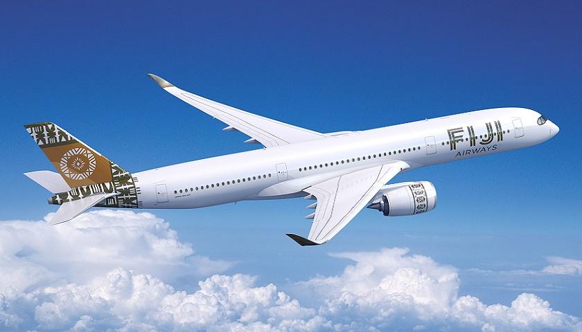 Fiji Airways' A350-900