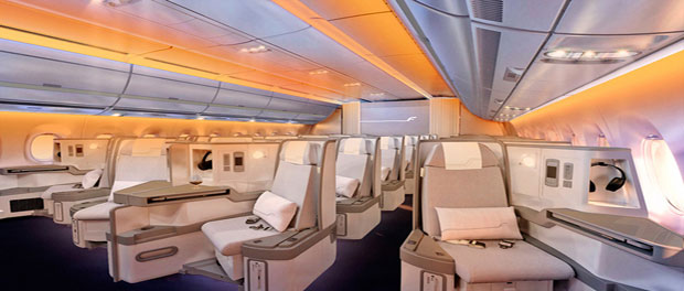 Finnair is first European airline to get Airbus A350 XWB