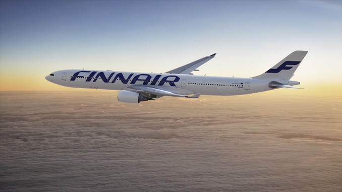 Finnair to install Wi-Fi on long-haul fleet by May 2017