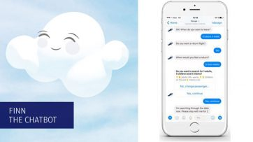 Finnair launches its first chatbot